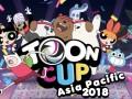 Παιχνίδια Toon Cup Asia Pacific 2018