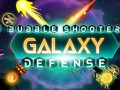 Παιχνίδια Bubble Shooter Galaxy Defense