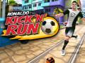 Παιχνίδια Cristiano Ronaldo Kick`n`Run