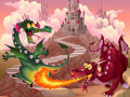 Παιχνίδια Fairy Tale Dragons Memory
