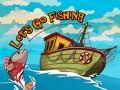 Παιχνίδια Let`s go Fishing