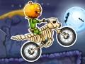 Παιχνίδια Moto X3M Spooky Land