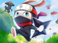 Παιχνίδια Ninja Rabbit