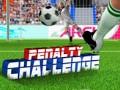 Παιχνίδια Penalty Challenge