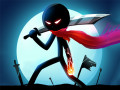 Παιχνίδια Stickman Fighter: Space War