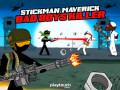 Παιχνίδια Stickman Maverick: Bad Boys Killer