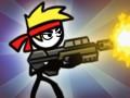 Παιχνίδια Stickman Peacekeeper
