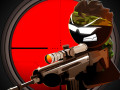 Παιχνίδια Stickman Sniper 3