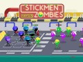 Παιχνίδια Stickmen vs Zombies