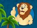 Παιχνίδια Strong Lions Jigsaw