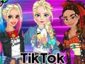 Παιχνίδια Tik Tok Princess